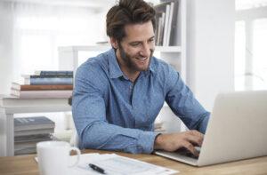 Success at work through creative writing