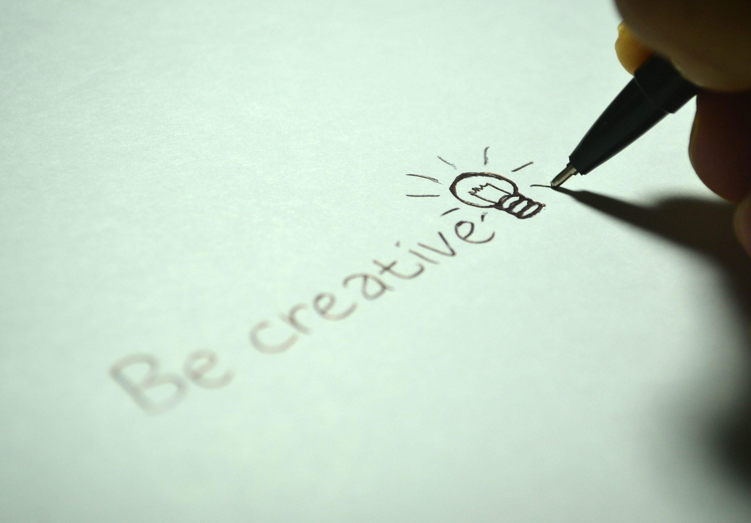 Be Creative At Work